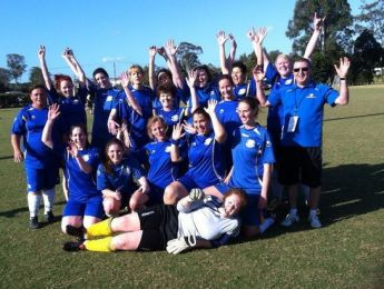 Womens Division 5 2012